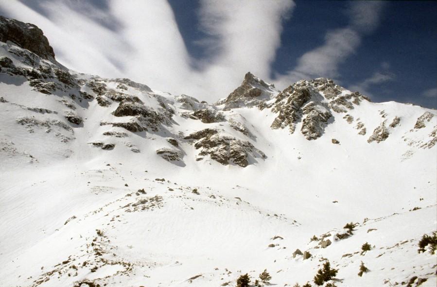 «Ανώνυμη» Βαρδουσίωνύψ. 2.413 μ.,χειμερινή