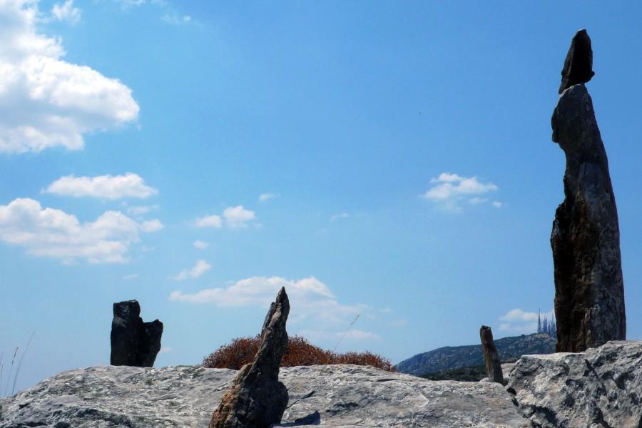 Εκεί ψηλά στον Υμηττό..βράχο-κατάσταση