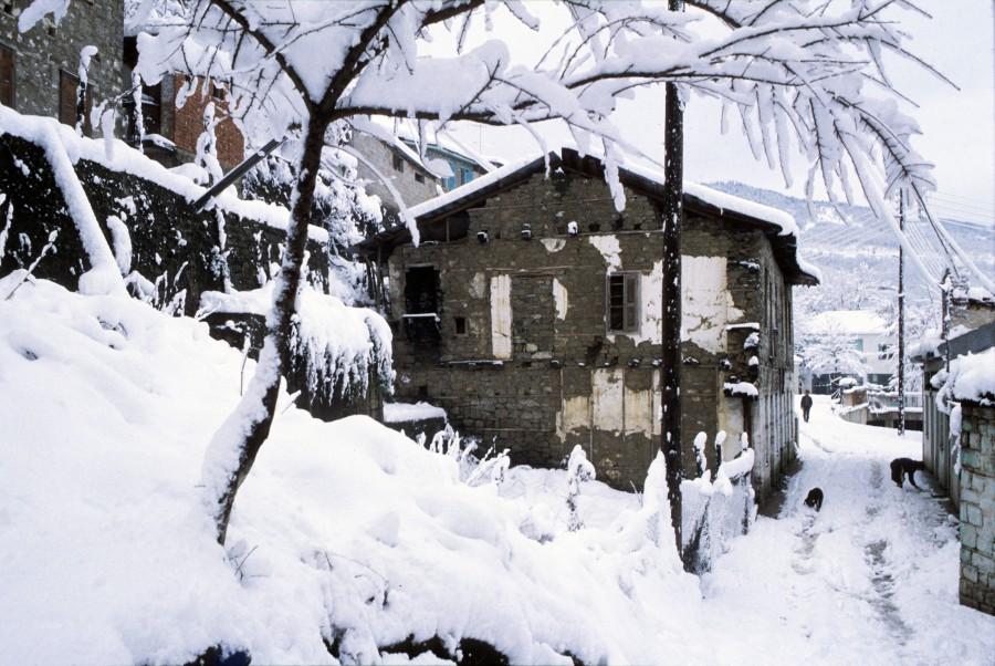 Το «σπίτι του διαβάτη» στο δρόμο για την Μάρτσα, 1.687μ.