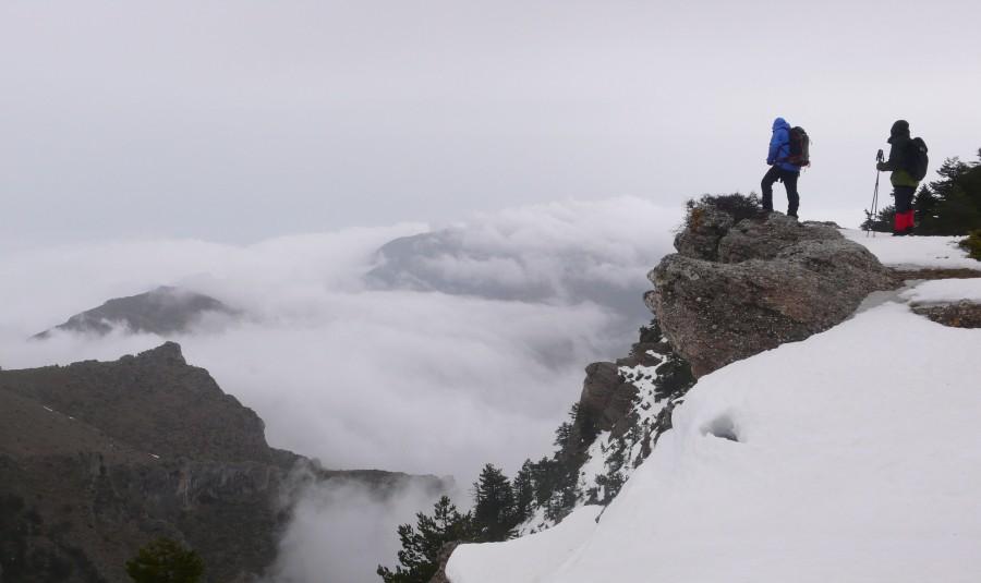 Στο Μαύρο Όρος, 1.756 μ.Κορινθίας